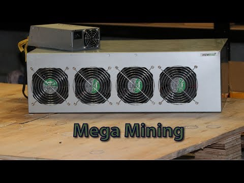 Mining Rig Built In Closed Casing On Riser-less Motherboard..?