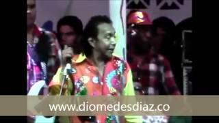 Diomedes Díaz canta