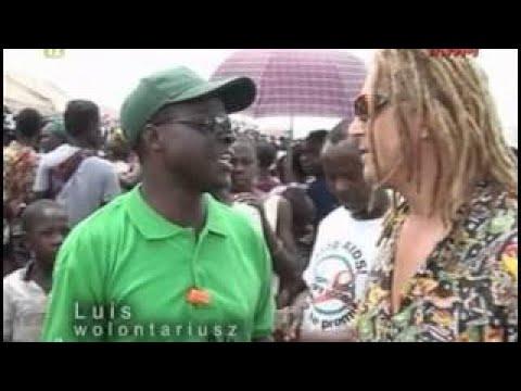 Dokument Chcę żyć HIV AIDS Misje w Afryce Darek Malejonek PL