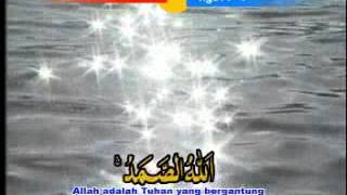 Surah Al Ikhlaash by H Muammar ZA ( Official Video )