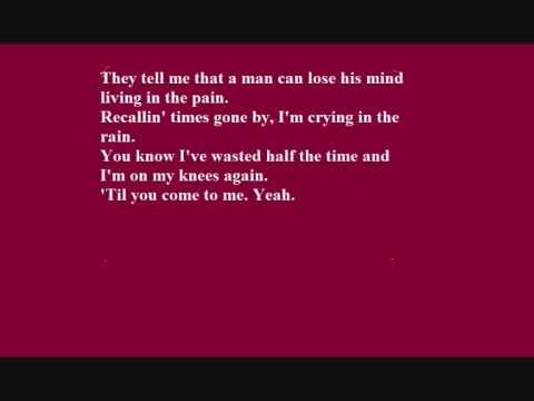 Daniel Bedingfield Never Gonna Leave Your Side + Lyrics