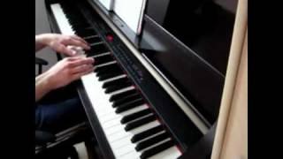 Rihanna Unfaithful Piano