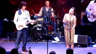 """Jeff Beck & Imelda May """"Remember (Walking in the Sand)"""" (3/24/11 Washington DC)"""
