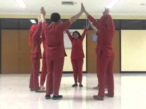 Emergency RSUP Fatmawati (DANCE HAND HYGIENE)