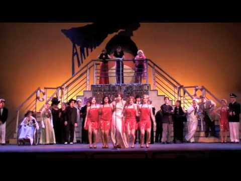 2011 Broadway Cast of Anything Goes – Blow, Gabriel, Blow ...