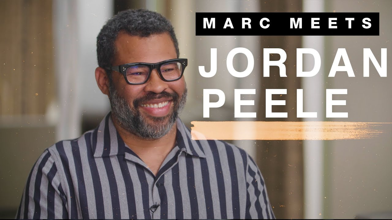 Jordan Peele on why he takes joy in making people scared