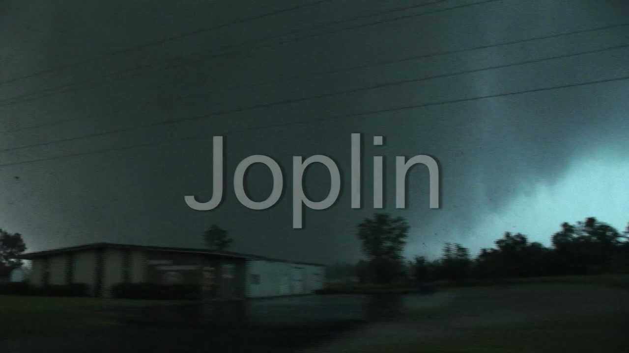 Storm Chasing the Joplin EF5 Tornado Trailer  YouTube