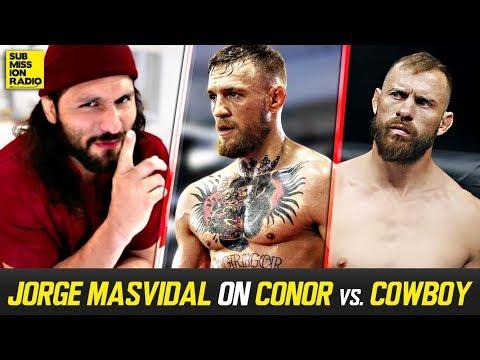 Conor Mcgregor Vs Donald Cerrone Fighters And Experts
