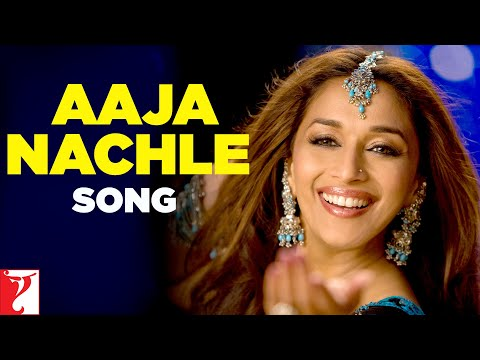 Aaja Nachle Title Song | Madhuri Dixit | Sunidhi Chauhan