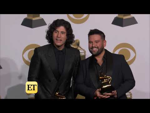 GRAMMYs 2019: Dan + Shay Full Backstage Interview