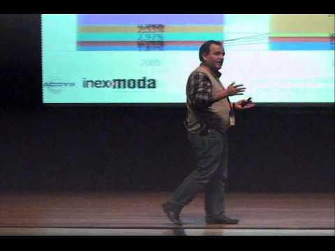 """Conferencia """"Tendencias del Consumidor de Moda"""" Por Camilo Herrera"""