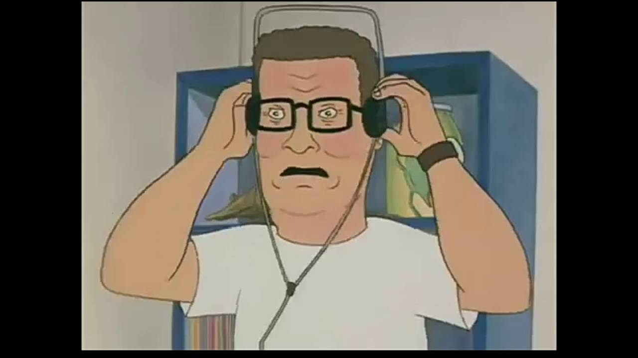 Hank Hill Listens To The New Generation Of Music Youtube