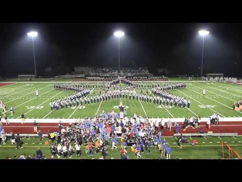 Saint Viator High School Welcomes the Marching Illini