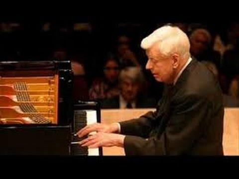 Earl Wild Live: Liszt, Sonata in B minor (1986)