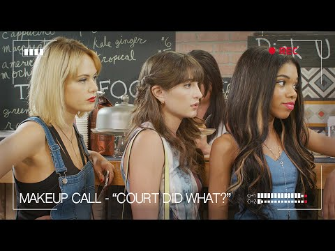 Courtney Did What Fund- Ep. 3 / Makeup Call feat. Teala Dunn and Allison Raskin