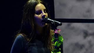 Lana Del Rey - White Mustang live, Liverpool Echo Arena 22-08-17