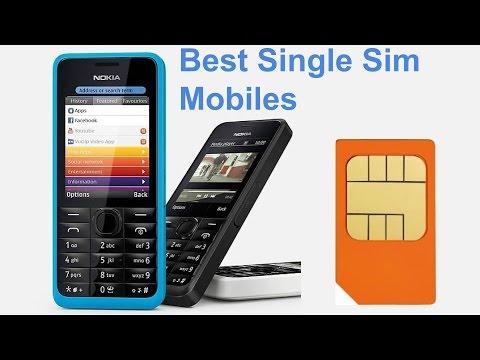 Best Single Sim Mobiles In Dubai UAE