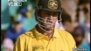 South Africa vs Australia 4th ODI 1997 - rare full match highlights