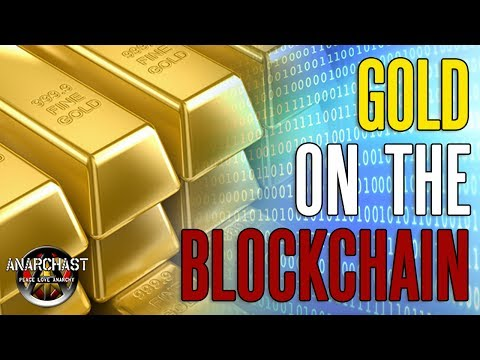 The Bloodless Cryptocurrency Revolution & Gold On The Blockchain With Anthem Blanchard