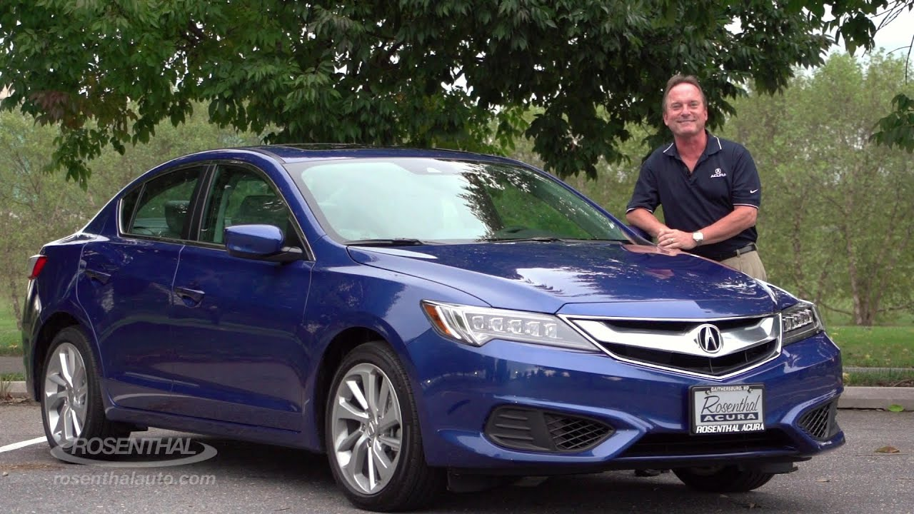 2016 Acura Ilx Test Drive Review