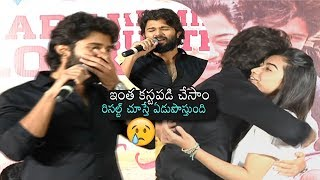 FULL SPEECH : Vijay Devarakonda GENUINE Speech | Dear Comrade Success Meet | Daily Culture