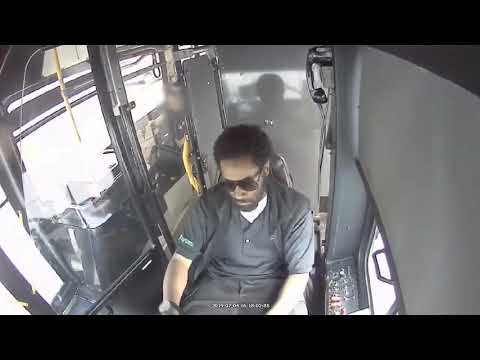 New surveillance video from July 4 MCTS bus fire