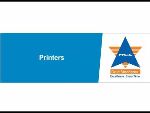 Difference Between Impact Printer vs  Non-Impact Printer