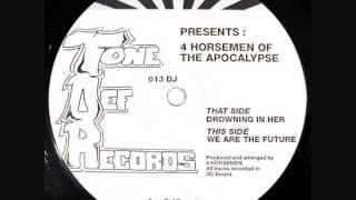 4 Horsemen Of The Apocalypse - Drowning In Her (1993)