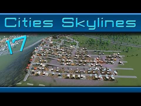"Cities Skylines: Episode 17 - ""Not Enough Goods to Sell"" Problem Fixed!"