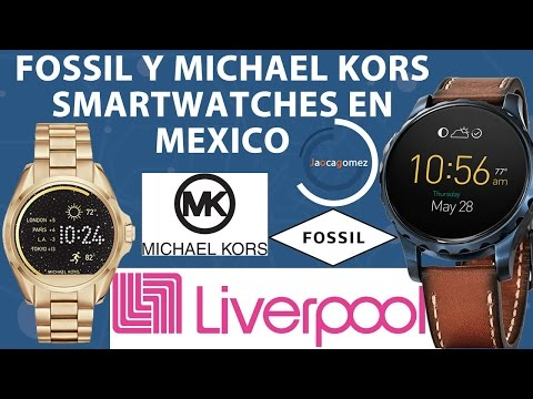 5061c9d9a35b El reloj inteligente Guess Connect combina moda y tecnología - YouTube