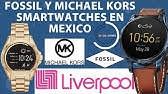 New Michael Kors Smartwatch Ios Android Compatible Youtube