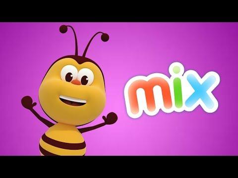 la-abeja-be-be-y-más-canciones-infantiles-|-el-reino-infantil