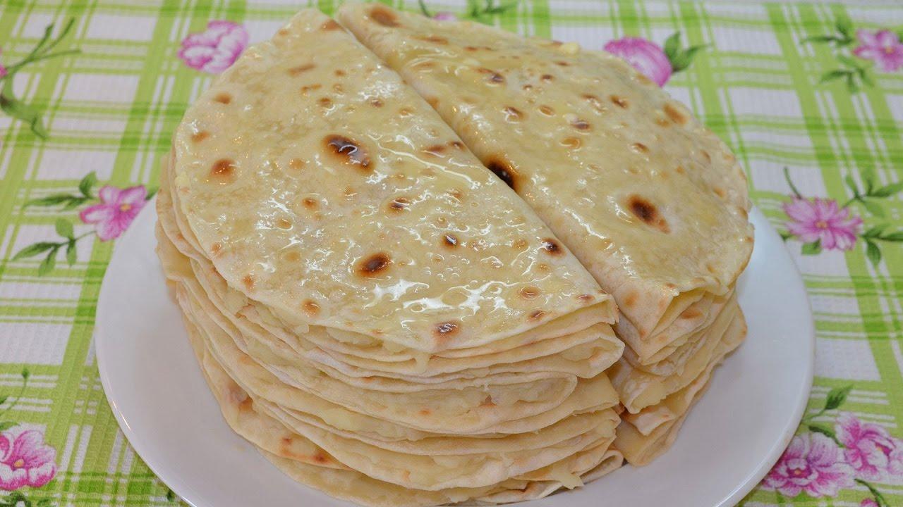 Рецепт татарского блюда кыстыбый