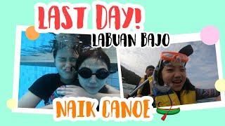 Gambar cover Hari Terakhir di Labuan Bajo Kita Naik Canoe 🛶 | Fun Holiday | The Kani Sisters
