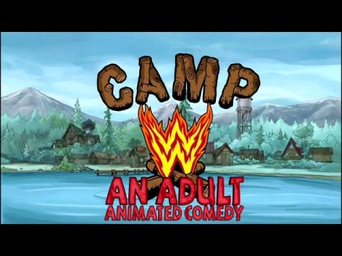 Camp WWE  Available Now On Demand