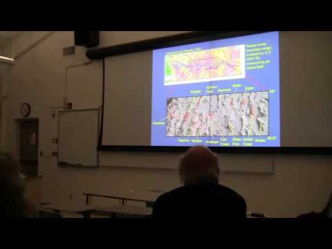 GEOS Seminar Series: Richard Koehler (Part 1 of 2)