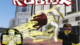 Roblox - Como conseguir o godspeed? (Marvel & Dc: Dawn Of Heroes)