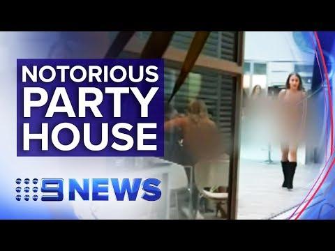 Residents Want Wild Party House Shut Down | Nine News Australia