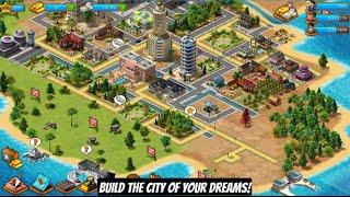 Paradise City Island Sim Android Gameplay HD