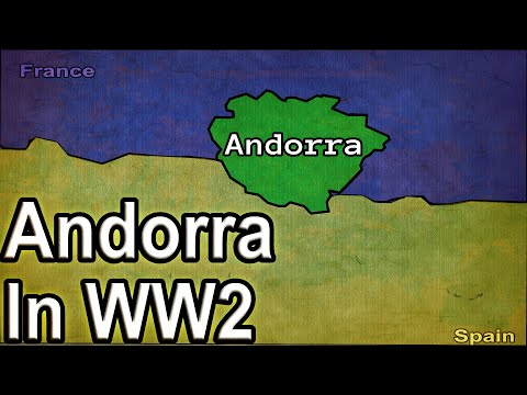 Neutral Nations of WW2: Andorra