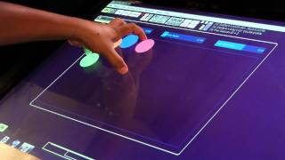 """MotionCOMMAND 42"""" Multi-Touch touchscreen"""