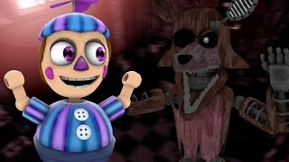 Baixar Five Nights at Freddy's 3 (Night 4) || please be quiet.... the bad man is scary....