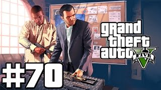 Grand Theft Auto V Gameplay Walkthrough Part 70 - Police Chase Fails