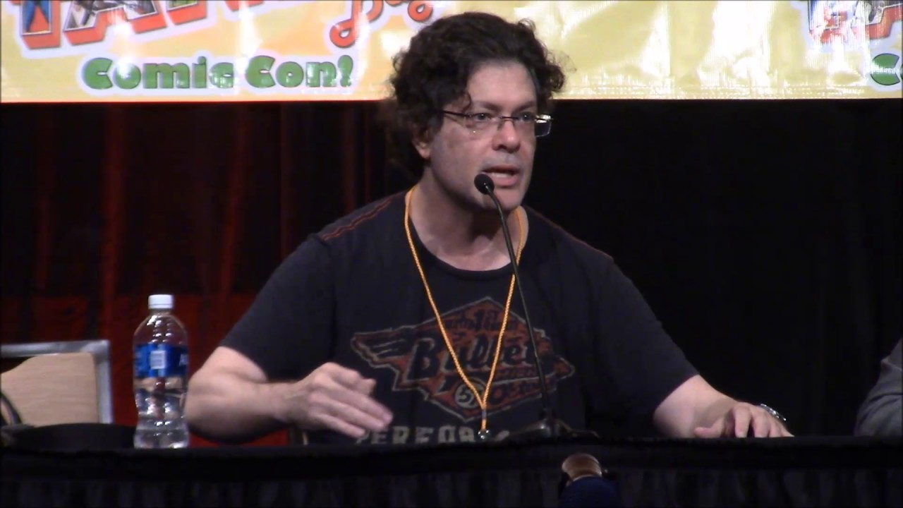 Sean Schemmel Panel @ Tampa Bay Comic Con 2016 - YouTube