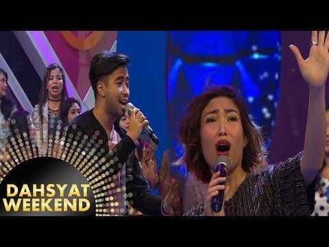 Vidi Aldiano Duet Dengan Andin KW 4 Nyanyikan 'Hingga Nanti' [Dahsyat] [19 Nov 2016]