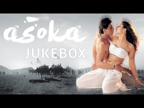 Asoka Jukebox - Shah Rukh Khan | Kareena Kapoor Khan | Full Audio Song
