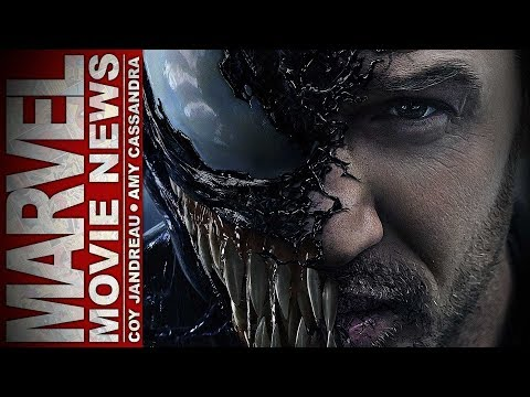 Venom SPOILER Review & More   Marvel Movie News 200th Episode!