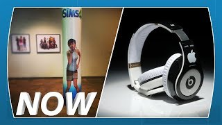 NOW - Sims Renders, Apple buying Beats, Olympics