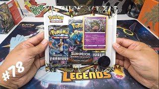 78. Opening Sun & Moon Forbidden Light Garbodor 3 Pack Blister | Pokemon TCG