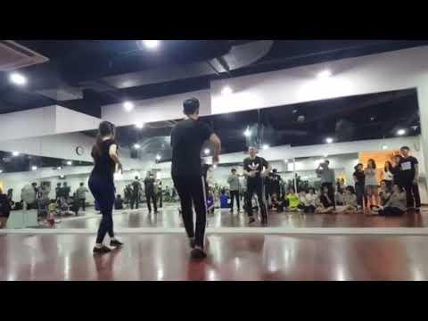 Jay K & Lucy - Salsa Workshop - 제이케이&루시 살사 강습 20170809